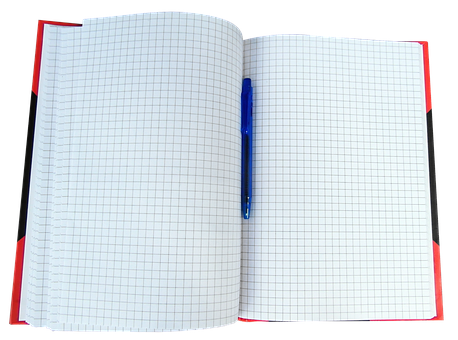 Notebook, Checkerboard, Lines, Colorful, Design