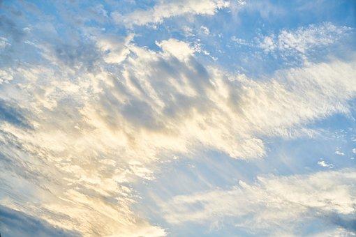 Cloud, Sky, Solar, Dramatic, Paradise, Landscape