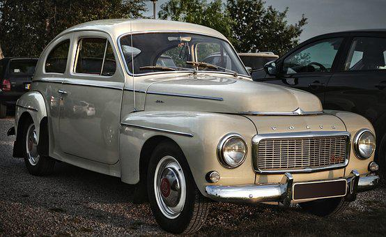 Volvo, Vehicle, Car, Oldtimer, Classic, Transport, Old