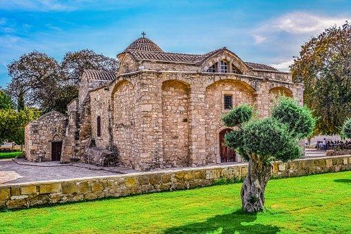 Cyprus, Kiti, Panagia Angeloktisti