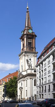 Berlin, Church, Parochial Church