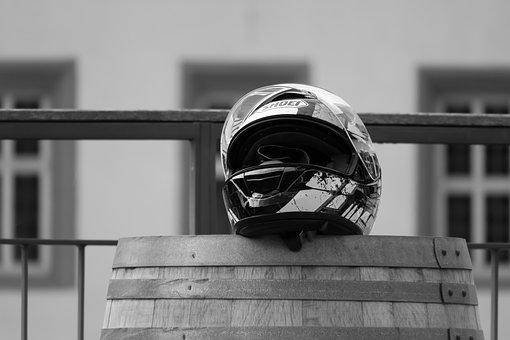 Motorcycle Helmet, Helm, Protective Clothing