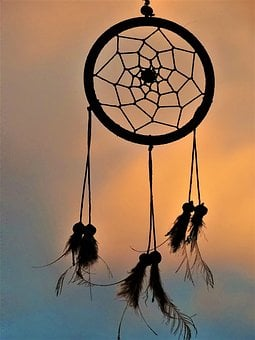 Dream, Catcher, Indian, Feather, Spiritual, Culture