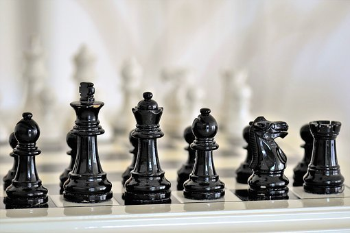 Chess, Chess Game, Play, Think, Chess Pieces