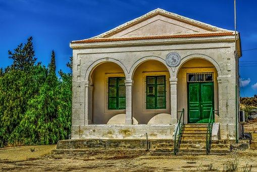Architecture, Building, Facade, Village, Alaminos