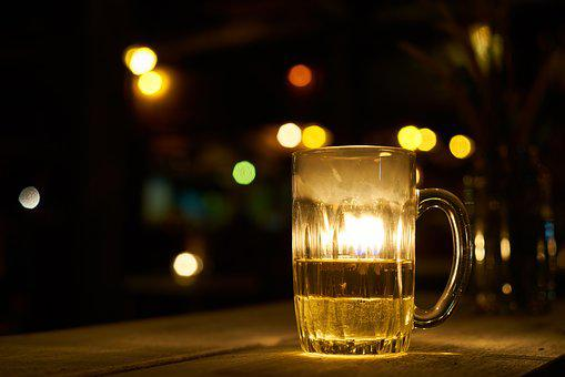 Beer, Glass, Cup, Entertainment, Bar, Alcohol, Beverage