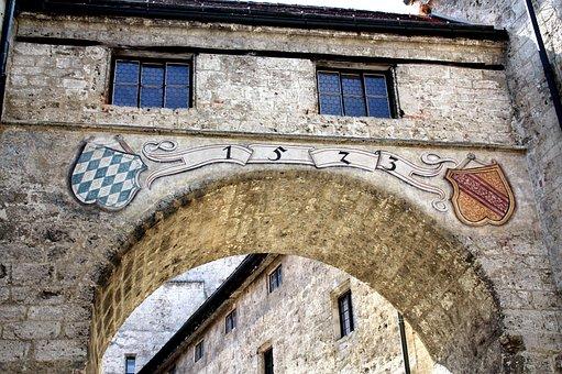 Middle Ages, Castle, Fortress, Architecture, Building