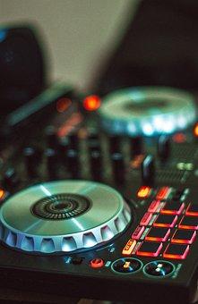 Dj, Control, Cdj, Music, Sound, Mixer, Mix, Audio