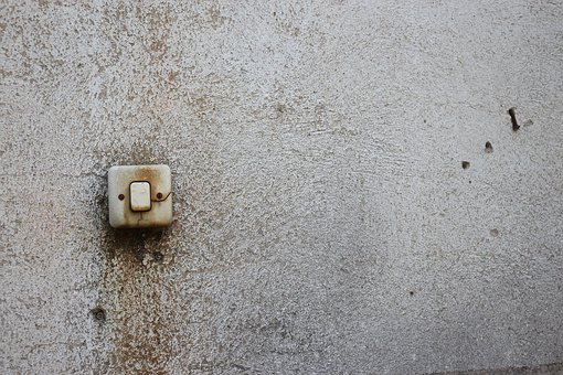 Light Switch, Old, Lost Place, Forget, Break Up, Dirty