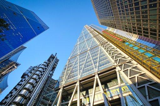London, Skyline, England, Sky, Architecture, City