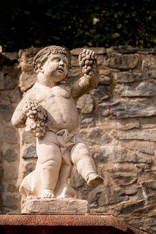 Figure, Castle, Sculpture, Statue, Architecture, Stone