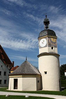 Tower, Clock, Architecture, Building, Historically