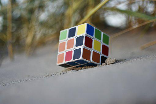 Rubik's Cube, Hobby, Puzzle, Skill, Difficult, Game