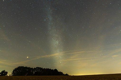 Milky Way, Milkyway, Starry Sky, Star, Night, Astronomy