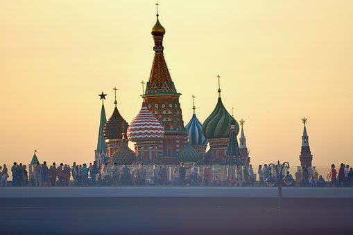Moscow, Kremlin, Saint Basil's Cathedral, Cathedral