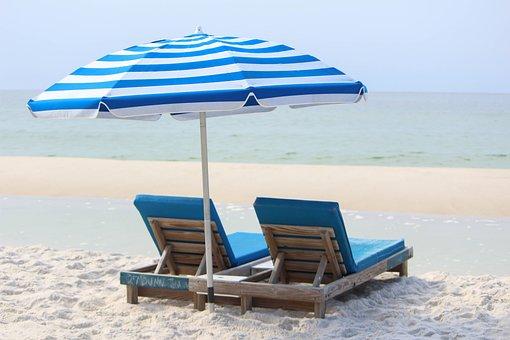 Beach, Relax, Water, Ocean, Summer, Sand, Vacation