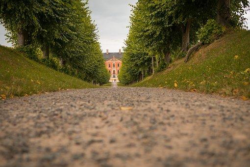 Castle, Away, Nature, Architecture, Landscape, Park