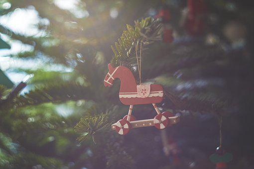 Christmas, Tree, Jewellery, Decoration, Winter, Pine