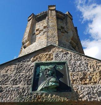 Bismark, Tower, Building