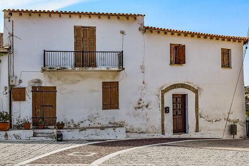 House, Facade, Old, Architecture, Traditional, Building