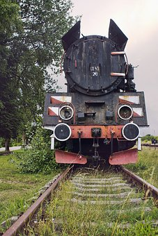 Train, Locomotive, Railway, Railroad, Travel