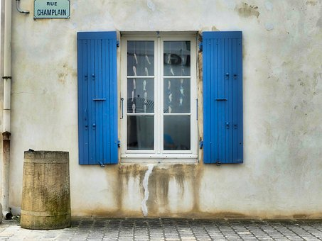 House, Wall, Window, Architecture, Old