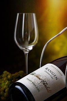 Wine, Wine Glass, Wine Bottle, Enjoy, Alcoholic, Bottle