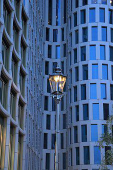 Upper West Tower, Berlin, Capital, Architecture