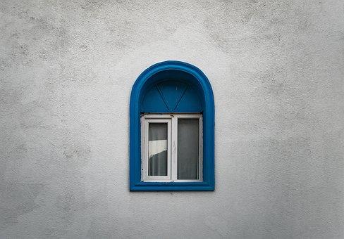 Architecture, Blue, Building, Building Exterior