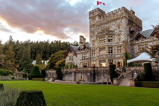 Ancient, Architecture, Building, Canada, Castle, City
