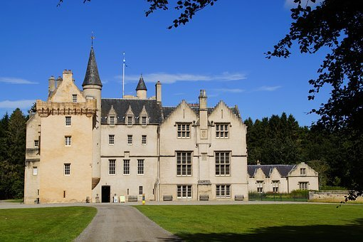Brodie Castle, Castle, Scottish Castle, Clan, Scotland