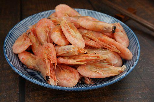 Arctic Sweet Shrimp, Cooked Frozen Arctic Sweet Shrimp