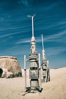 Star Wars, Tunisia, Desert, Sand, Starwars, Africa