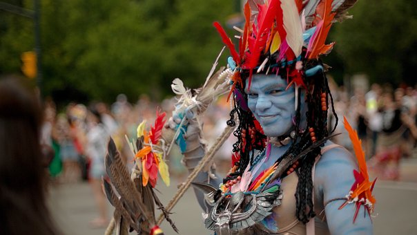 Dress Up, London Ontario, Gay Pride Festival, Avatar
