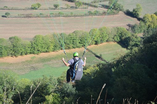 Paragliding, Paragliders, Entertainment, Fly, Freedom