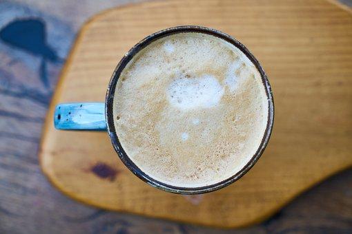 Latte, Coffee, Cappuccino, Cup, Espresso, Caffeine