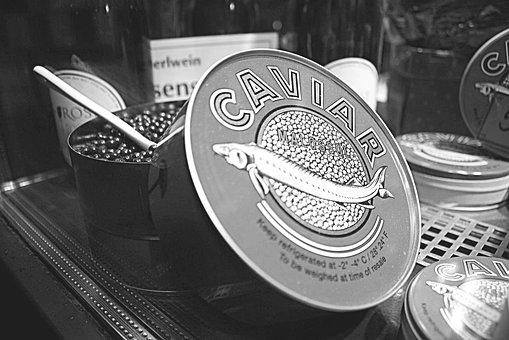 Gourmet, Window, Hh, Hamburgensien, Caviar