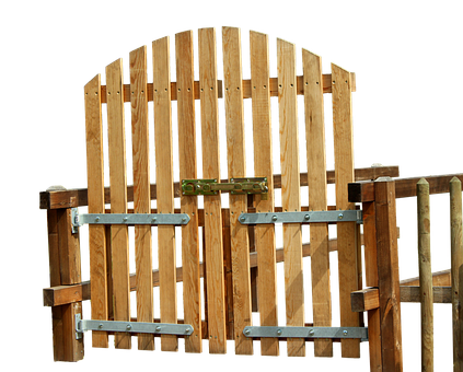 Fence, Wood Fence, Goal, Isolated, Garden Fence, Boards