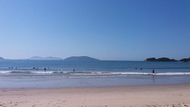 Beach, Nature, Sol, Mar, Water, Holidays, Costa, Ocean