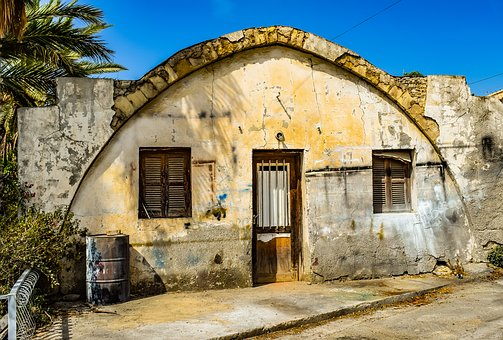 House, Old, Architecture, Building, Facade, Abandoned