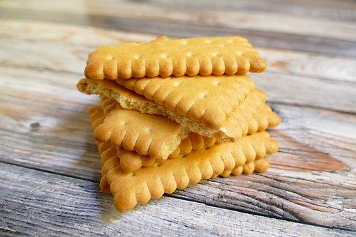 Butter Biscuits, Krümmel, Crumb, Cookies, Pastries