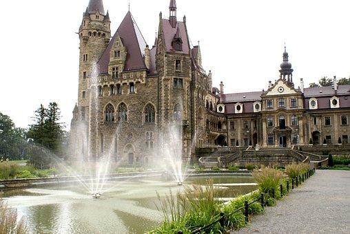 Scrotum, Castle, Building, Architecture, Monument