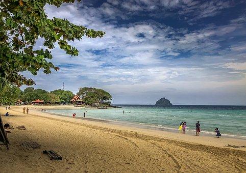 Thailand, Phiphi, Landscape, Island, Summer, Nature