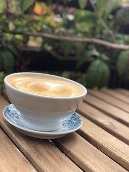 Café, Coffee, Drink, Caffeine, Table, Morning