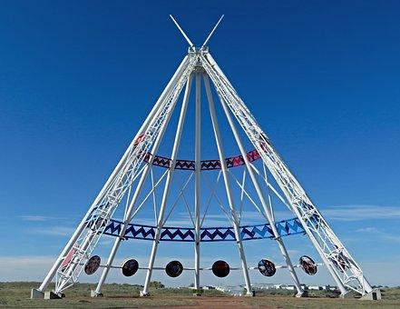 Tee-pee, Tee Pee, Aboriginal, Tent, Indian