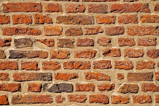 Wall, Brick, Background, Texture, Architecture