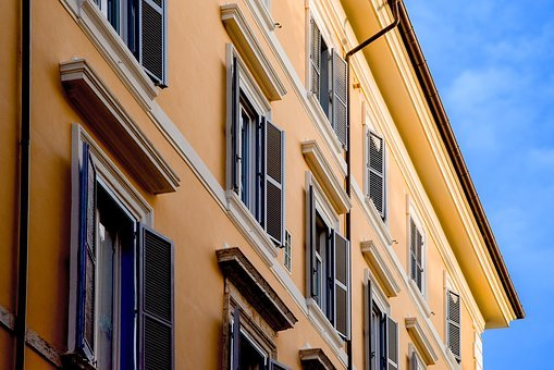 Building, Facade, Window, Architecture, Old, Ancient