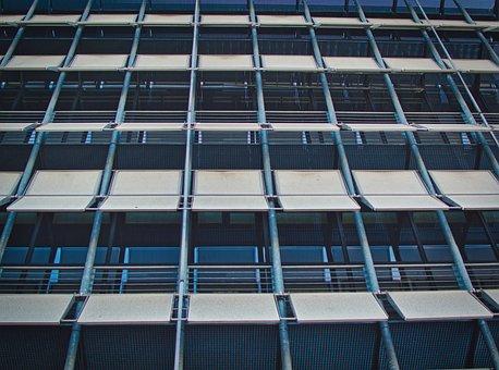 Facade, Sun Protection, Window, Building, Architecture