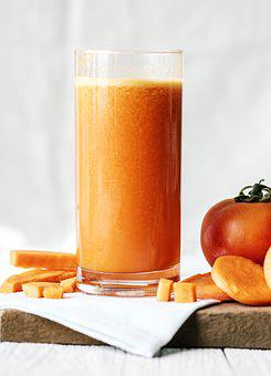 Antioxidant, Beverage, Carrot, Carrot Juice, Closeup