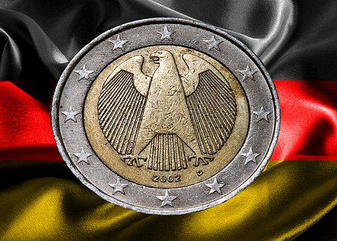 Flag, Germany, Euro, Policy, Federal Eagle, Adler